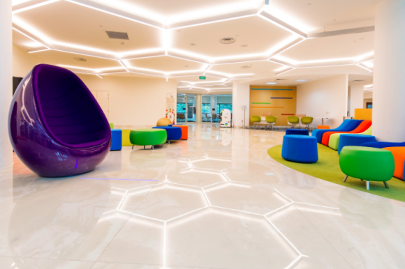 Cosentino's Innovative Surfaces chosen by Singapore's Global Indian International School