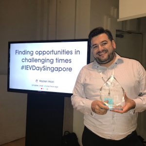 """Up to 40 Startups compete in """"IE Venture Day Singapore: Housing of the Future"""""""