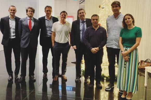Appointment of a new Board of Directors in the SpanishCham SG