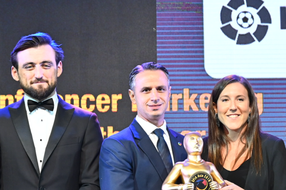 """LaLiga won the """"Best Influencer Marketing Campaign of the Year"""" at SPIA Awards 2019 in Philippines"""